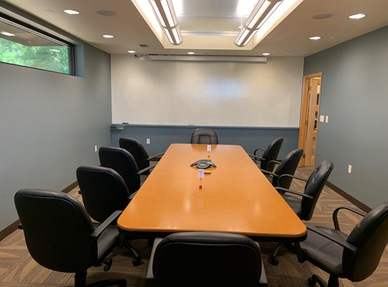 Large Meeting Room  (up to 12 people)