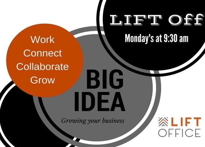 LIFT Off - The Big Idea with Keith Brown